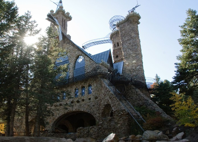 Bishops Castle, Colorado
