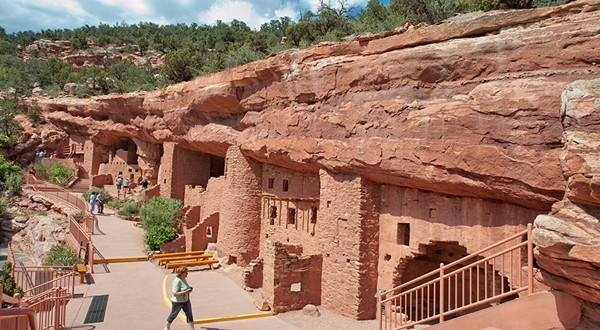 Local Tourist Attractions Manitou Springs – Colorado Springs Tourist Attractions Map