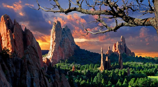 Colorado springs attractions colorado for Garden of the gods colorado springs