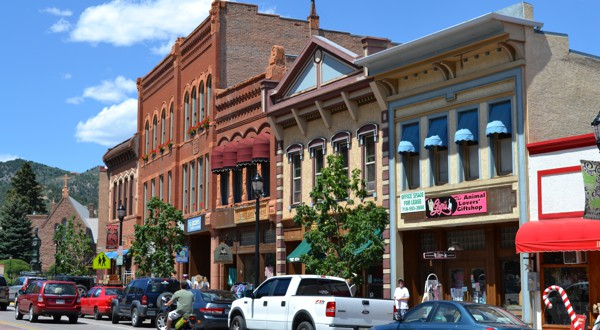 Manitou Springs Historic District and Neighborhoods