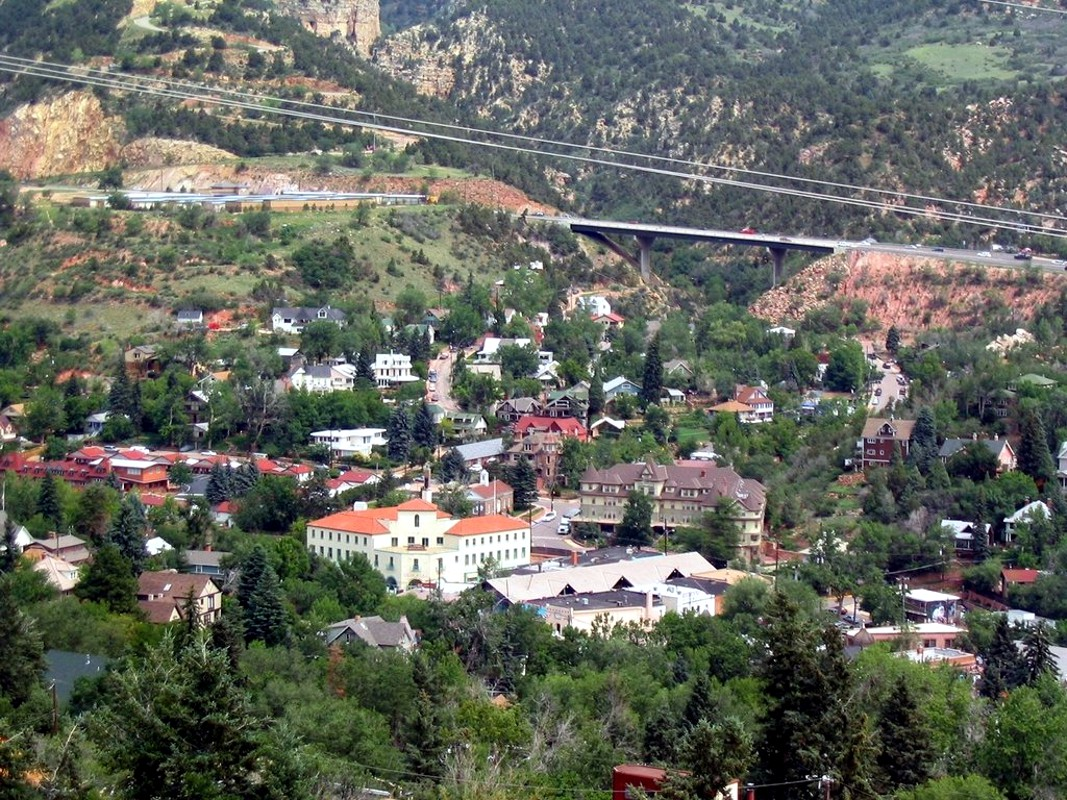Local Tourist Attractions Manitou Springs Colorado Springs
