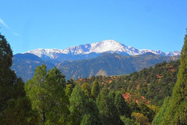 Pikes Peak Tourist Attractions