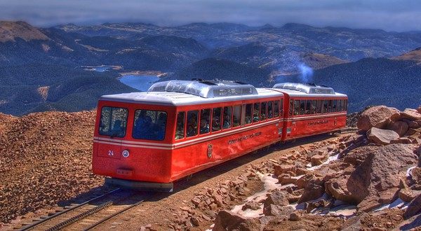 Pikes Peak Tourist Attractions Manitou Springs – Tourist Attractions Map In Colorado Springs