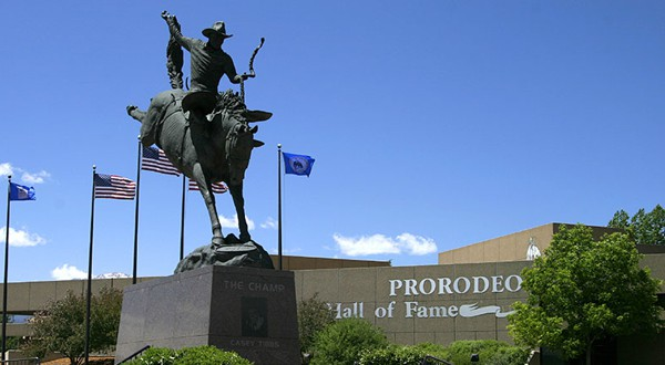 ProRodeo Hall of Fame and Museum in Colorado Springs