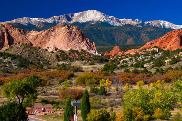 Colorado Springs Attractions Colorado