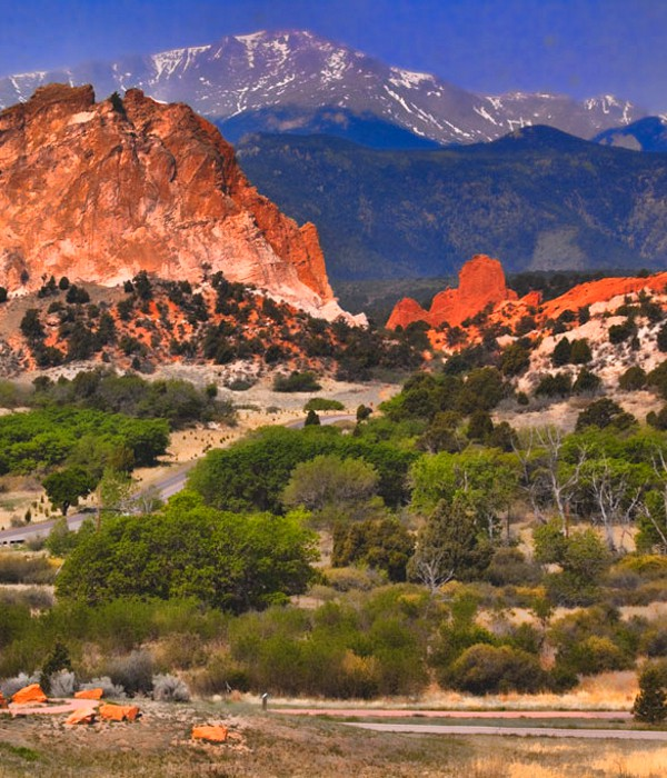 Garden of the Gods Picture