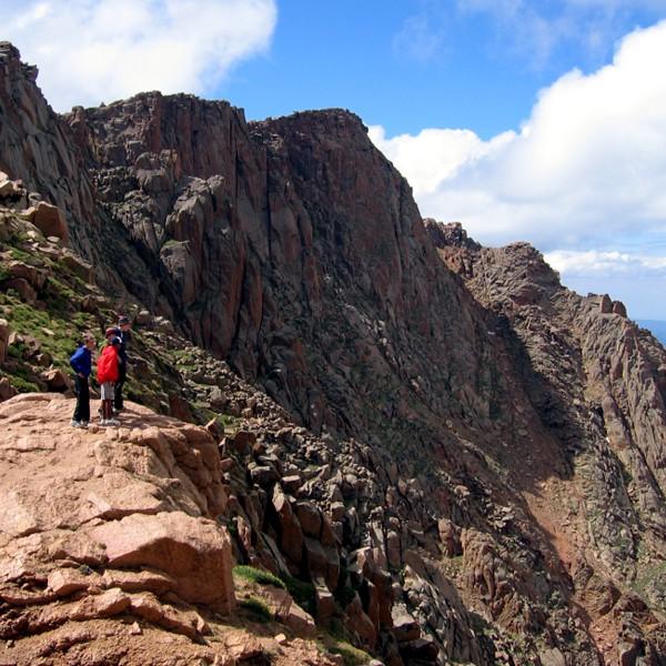 Pikes Peak In Colorado Springs: Season Attractions