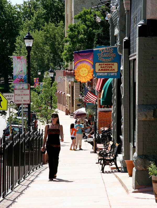 Manitou Springs Shopping Attractions